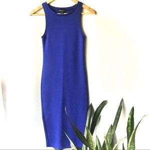 Dresses & Skirts - Sleeveless Midi Dress Royal Blue